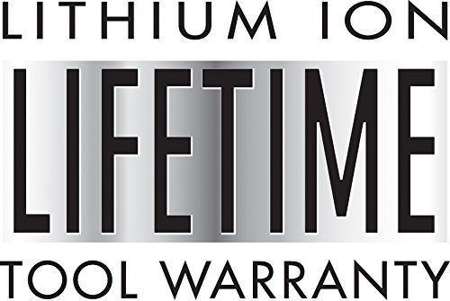 Lifetime Warranty from Hitachi