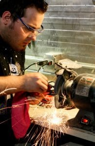 Bench Grinder Safety and Maintenance