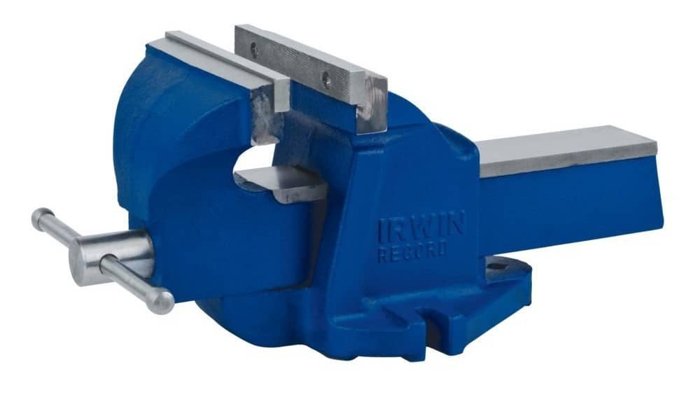 IRWIN Tools Heavy Duty Workshop Vise
