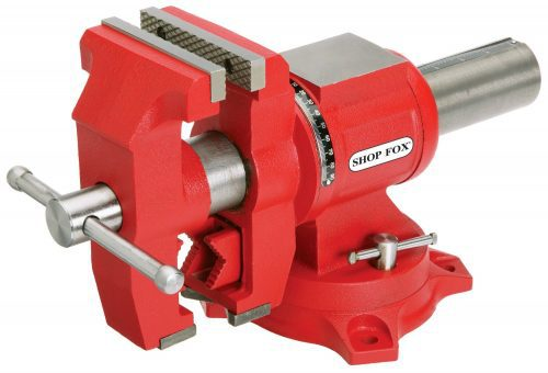 Shop Fox D4074 5-Inch Multi Purpose Bench Vise