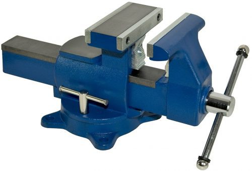"Yost Vises 880-DI 8"" Multi-Purpose Bench Vise"