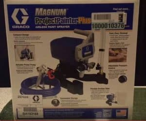 Graco Project Painter Plus Review