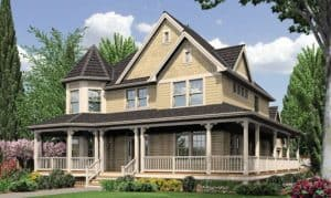 paint ideas for Victorian homes