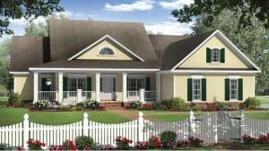 exterior paint ideas for ranch houses