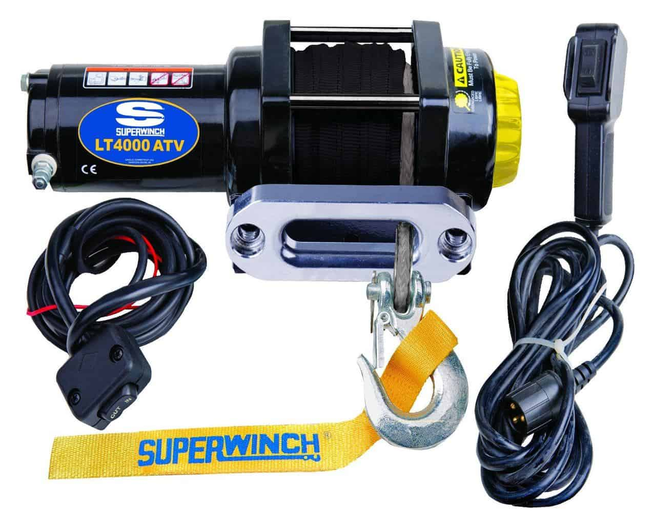 Best Atv Winches Review In 2017