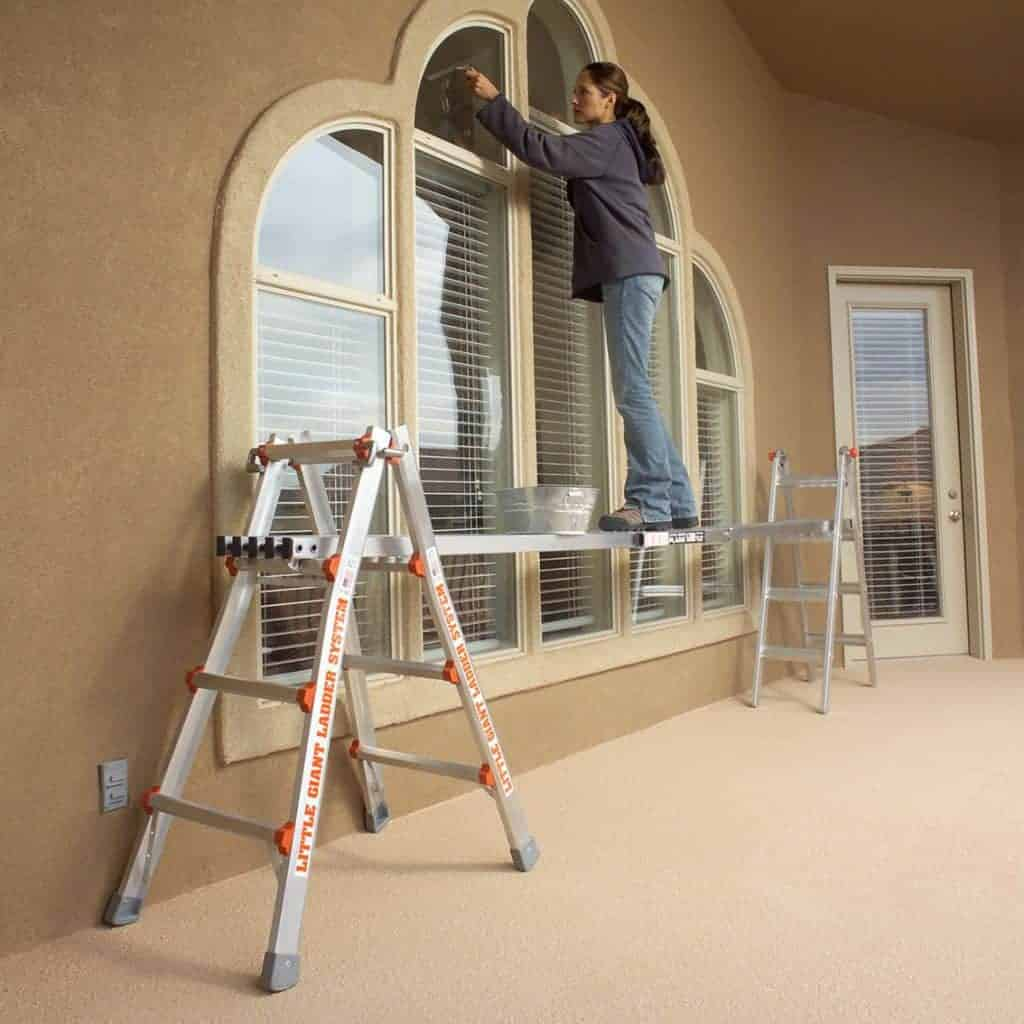 Paint Ladder Reviews Finding The Best Ladder For Your Job